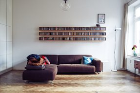Cd wall shelves