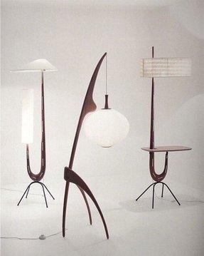 Danish Modern Floor Lamp