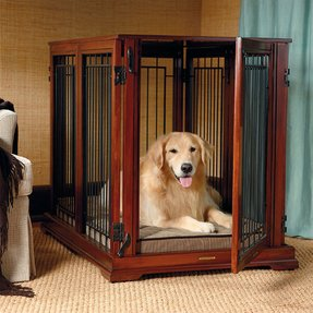 Dog crate covers etsy