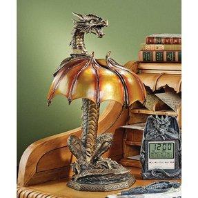 Dragon Table Lamp Foter