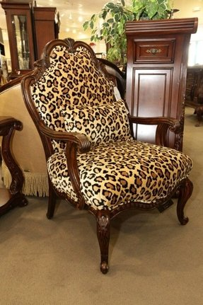 animal print living room furniture cheetah print accent chairs ideas on foter 23699