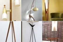 Awesome Mid Century Floor Lamps 1