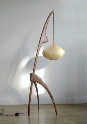 Mid Century Floor Lamps - Foter