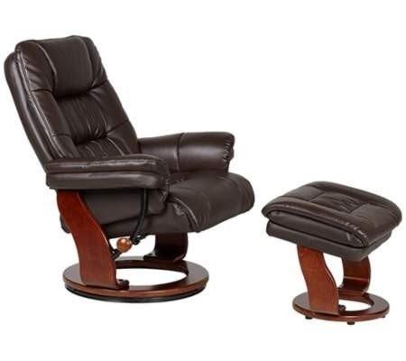 Merveilleux Ottoman Recliner Chair