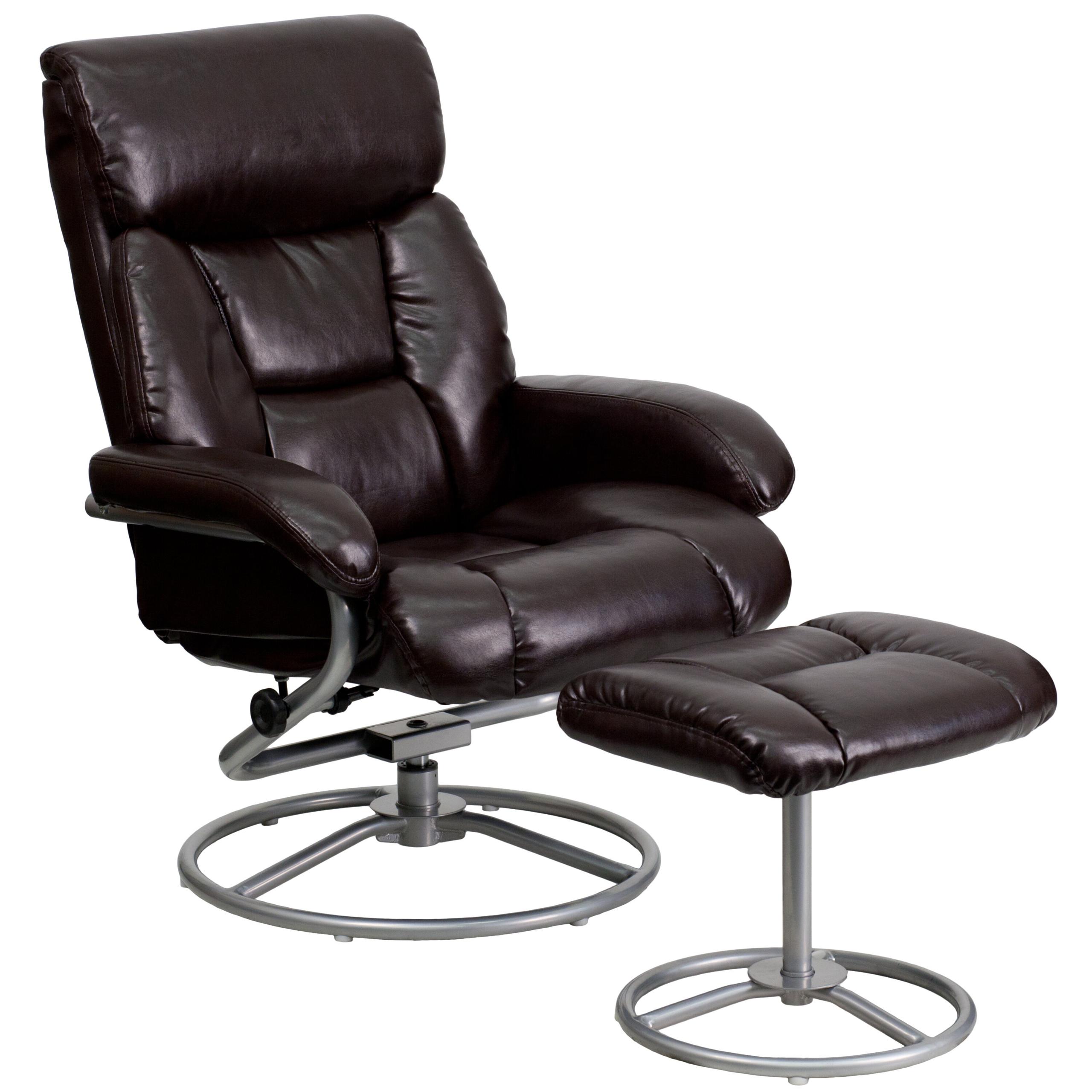 Recliner Chair Ottoman