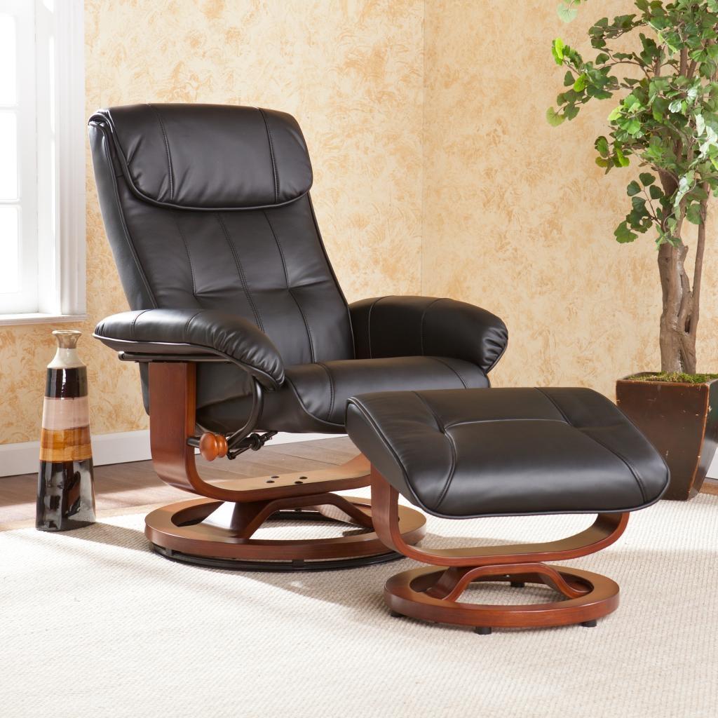 Ordinaire Reclining Chair Ottoman