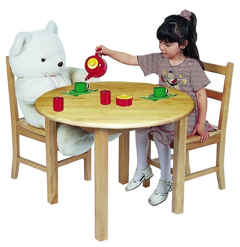 Round Table And Chairs For Kids 31