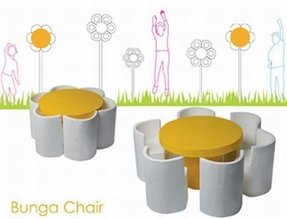 Round table and chairs for kids 39
