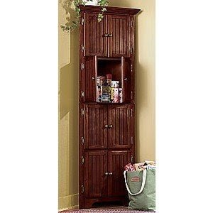 Shop Furniture Storage Shelves Cabinets 8 Door Corner Cabinet 25