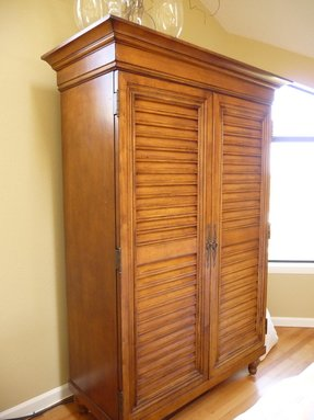 Tommy bahama armoire 1500 sold
