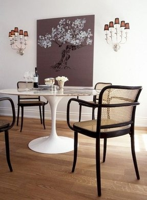 Cane Dining Chairs Ideas On Foter