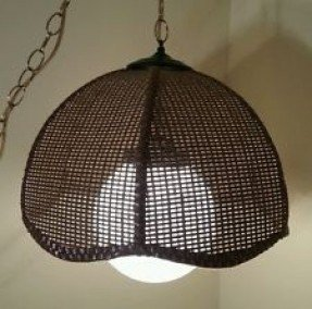 Wicker light brown lamp shades foter wicker lamp shades mozeypictures Image collections