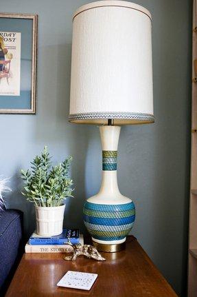 Vintage Ceramic Lamp Foter