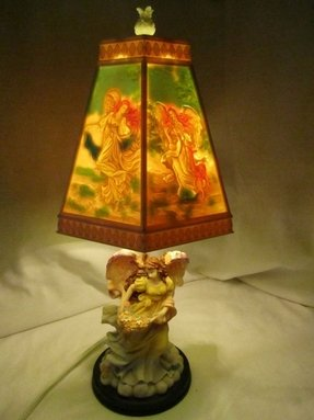 Angels table lamp 4