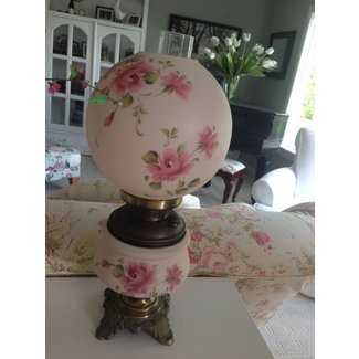 Antique globe lamps 1