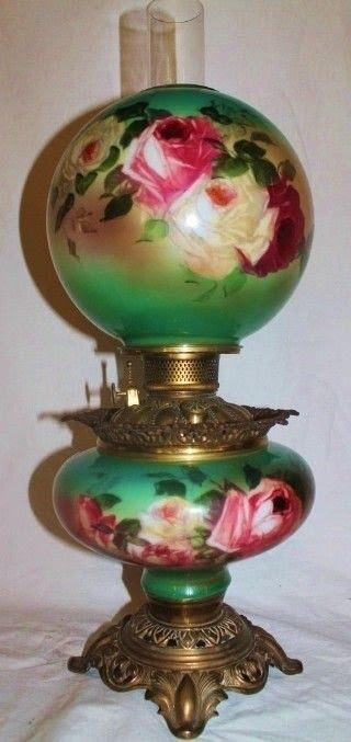 Antique Globe Lamps 13