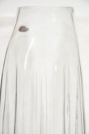 Clear Floor Vase 2