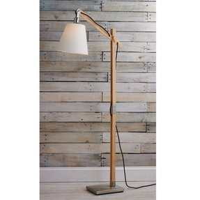 Wood Base Floor Lamp Ideas On Foter