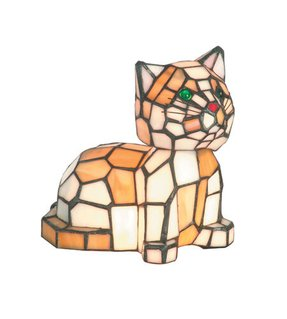 Favorite april fools finds tiger cat table lamp