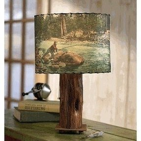 Fishing lamp