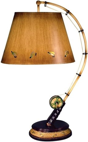 Fly fishing lamp 5
