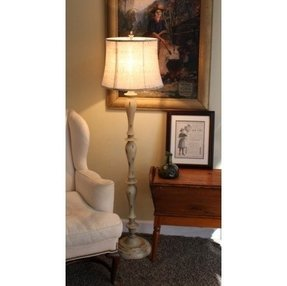 French country floor lamp foter french country floor lamps aloadofball Gallery