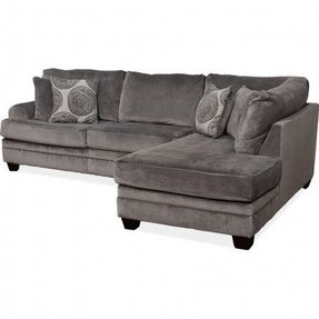 chaise gray delightful covers grey sofa home with marvelous cushion couch graceful sectional