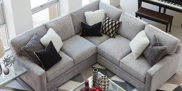 Charcoal Gray Sectional Sofa   Ideas On Foter