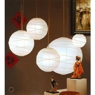 Japanese hanging lamps 14