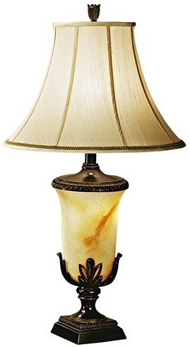 Marvelous Lamps With Night Lights In The Base