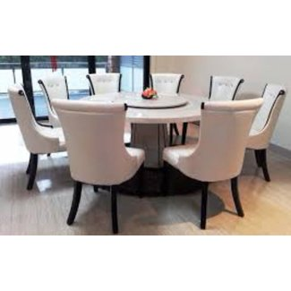 Peachy Round Marble Dining Table Ideas On Foter Download Free Architecture Designs Embacsunscenecom