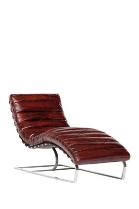 Leather chaise lounge chairs 18