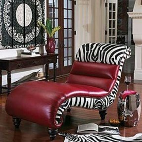 Peachy Leather Chaise Lounge Chairs Ideas On Foter Pabps2019 Chair Design Images Pabps2019Com