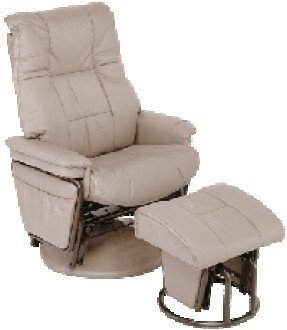 Brilliant Leather Glider Rocker Ideas On Foter Inzonedesignstudio Interior Chair Design Inzonedesignstudiocom