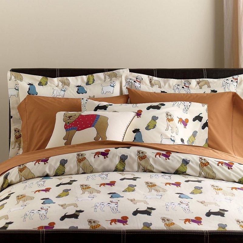 Leopard Print Bed Linen