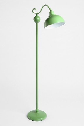 Lime green floor lamp foter lime green floor lamp 25 aloadofball Images