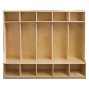 Locker cubby storage 2
