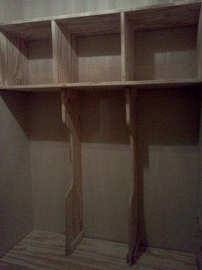 Locker cubby storage 4