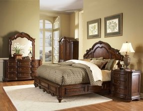 Mahogany Bedroom Furniture Sets