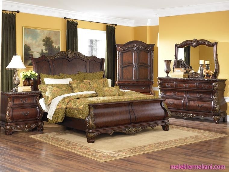 Awesome Mahogany Bedroom Set