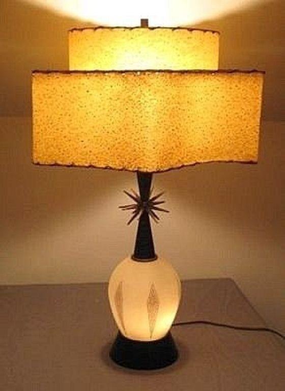 Superb Mid Century Modern Lamp Shades