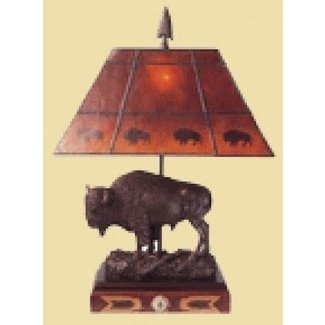 Native american table lamps 17