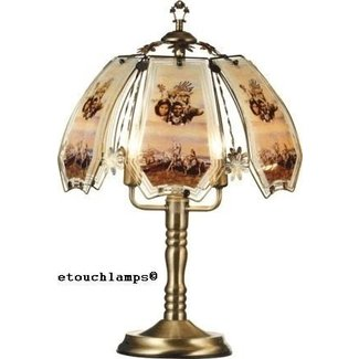 Native american table lamps 19