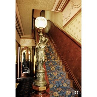 Newel Post Lamp Ideas Foter