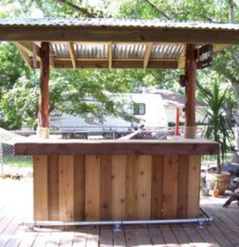 Exceptional Outdoor Bar Sale