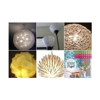 Plastic Lamp Shades Ideas On Foter