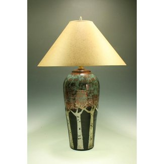 Handmade Pottery Lamps Ideas On Foter