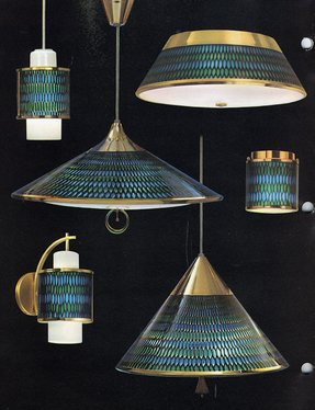 Pull down lamps 2