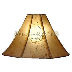 Rawhide Lamp Shade Foter