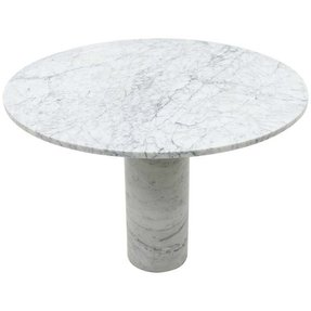 Round marble dining table 2